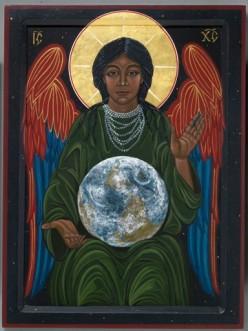 """Sophia"" by Mary Plaster, www.maryplaster.com/sophiadivinewisdom.html"