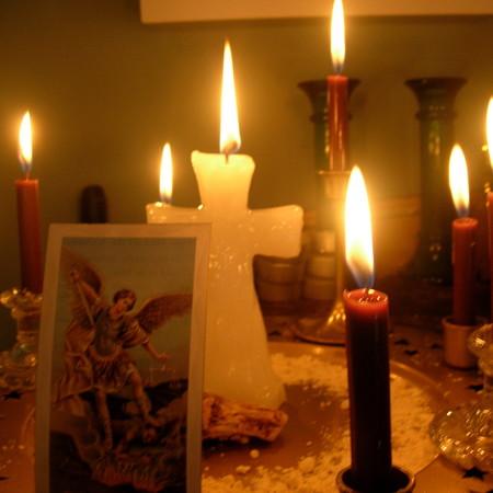 Hoodoo Candle Magic   Sabbats and Sabbaths